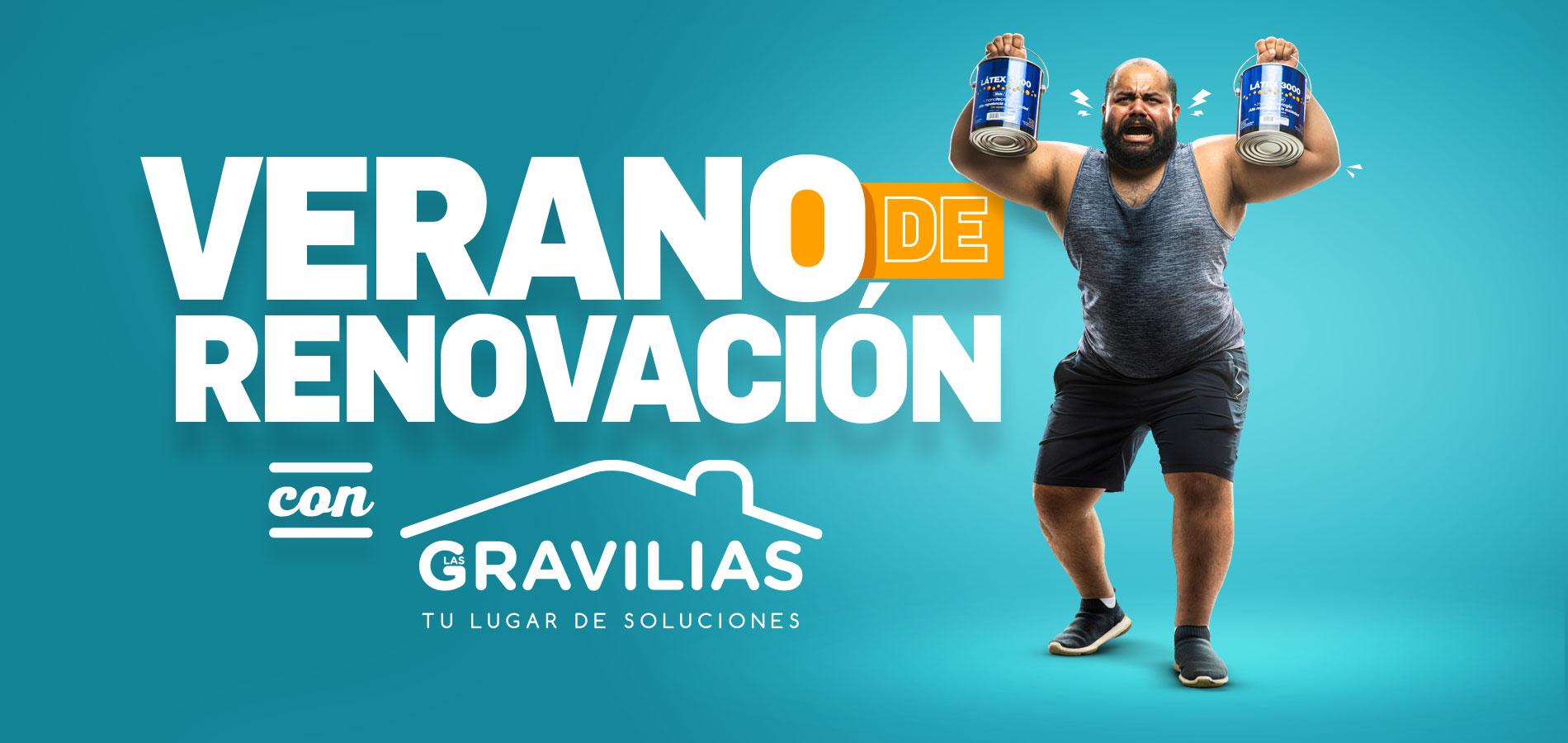 Verano de renovación con los artículos para el hogar y construcción - Ferretería Las Gravilias