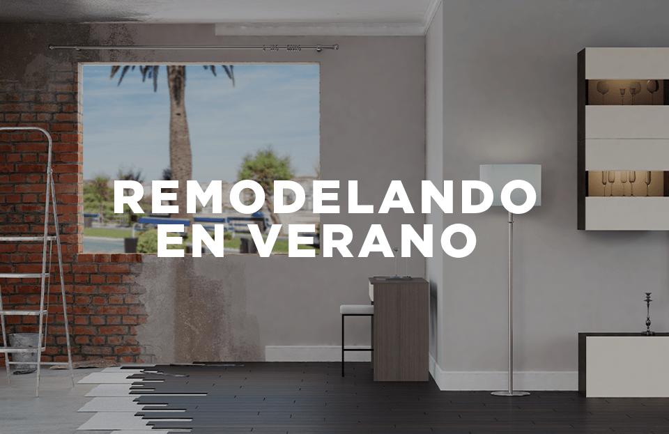 Remodelando en verano con artículos para el hogar y construcción - Ferretería Las Gravilias